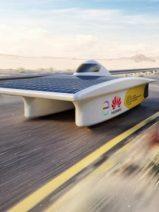 Covestro y Sonnenwagen Aachen se unen en la carrera de coches solares World Solar Challenge 2017