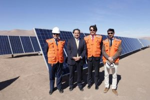 Primera planta solar en Chile de X-ELIO