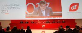 DF confía cerrar en positivo todas sus incertidumbres financieras para finales del 2018