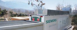 Siemens y AES crean Fluence, compañía global de tecnología de almacenamiento de energía