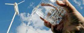 Sacar agua del aire con una turbina eólica ¿Quimera?