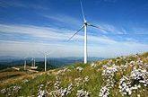 Datos de la EWEA. España, continúa siendo el segundo país europeo en potencia eólica instalada.