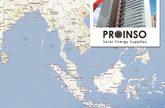 PROINSO inicia operaciones en el mercado del Sudeste Asiático