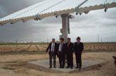 Presentación de la planta de investigación de Concentración Fotovoltaica NGCPV