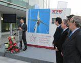 ziv inaugura su nueva fabrica de contadores inteligentes