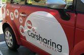 Compartir el coche electrico en Pamplona