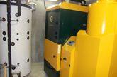 Seguridad y sostenibilidad de calderas de biomasa en guarderias