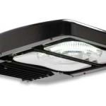 Sustitución de luminarias con luz blanca LED