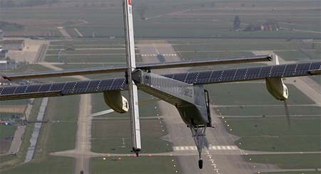 El tenerife ser el primer avi n que vuele - Energia solar tenerife ...