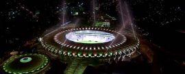 Iluminación inteligente para el estadio de Maracaná