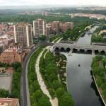 El transporte genera el 41% de las emisiones contaminantes en Madrid, según Siemens