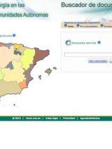 La CNE pone en marcha un buscador documental sobre el sector energético y Comunidades Autónomas