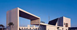 Once alumnos de la Universidad de Navarra (UPNA) terminarán su proyecto de carrera trabajando en CENER