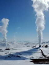 Se construirá la primera planta de energía geotérmica de Argentina en Los Andes