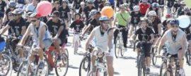 '¡Muévete por un aire más limpio!', la UE celebra en Murcia la Semana Europea de la Movilidad