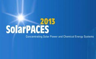 CENER participa en la cumbre internacional SolarPACES de sistemas de concentración solar térmica