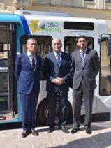 Málaga tendrá un sistema por inducción dinámica para recarga de autobuses eléctricos