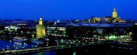 Cerca de 8 millones de puntos de luz iluminan las calles de las ciudades españolas, con un consumo de 5,3 TWh/a