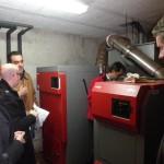 El proyecto europeo 'Biomass EUVET' define la cualificación y formación para la instalación de calderas de biomasa