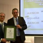 Aigües de Lleida, primer servicio de gestión de agua que verifica su huella de carbono en España