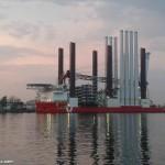 E.ON pone en marcha un parque eólico marino en Suecia por 120 millones de euros