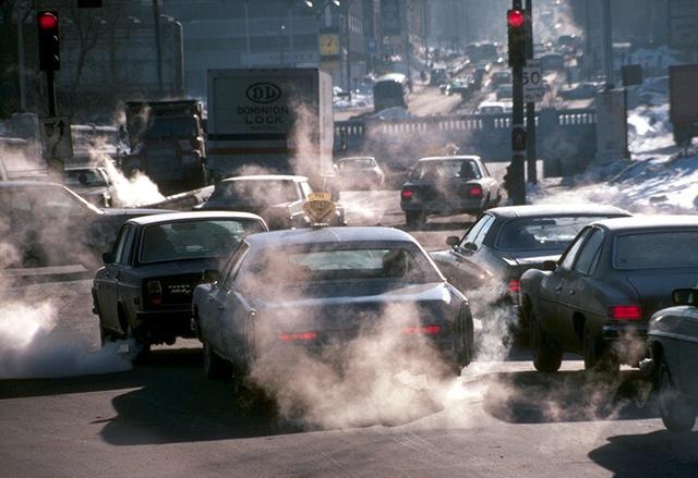 emisiones de vehiculos