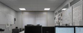 La iluminación LED reduce el estrés en el trabajo y su uso en oficinas reduce el gasto energético hasta un 50%