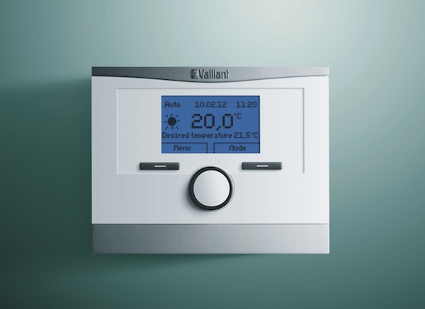 el termostato modulante de las calderas de vaillant