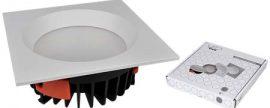 Iluminación eficiente y diversa mediante Downlights LED