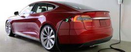 El uso de un Tesla en el frio invierno noruego (video)