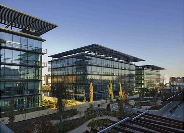 Un Informe Demuestra Que Un 82 De Edificios De Oficinas
