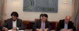 La industria cementera firma un nuevo acuerdo para el uso eficiente y responsable de sus recursos
