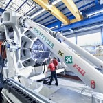 La eólica alemana Schaeffler presentó en la Feria EWEA el estándar Schaeffler Wind Power, de alta fiabilidad