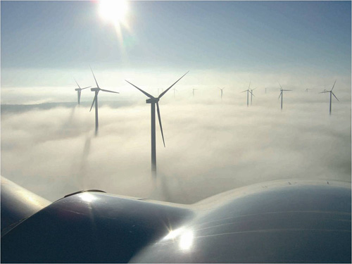 El real decreto-ley fija la retribución de las renovables, con carácter general, en un  7,09%.