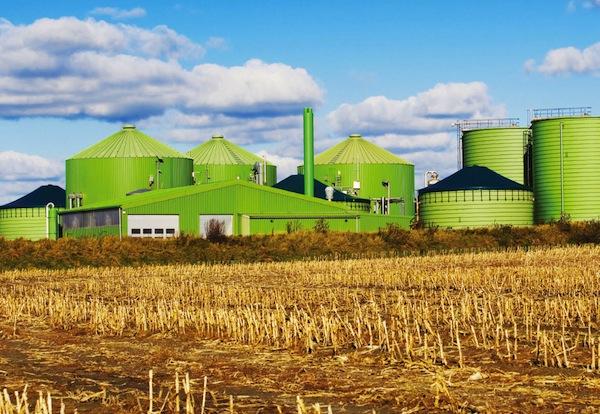 potenciar el biogas