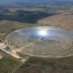 La tecnología termosolar eleva hasta un 29% su producción y ha llegado a suministrar el 5% de la generación eléctrica