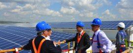 Elecnor mejora sus ventas en 2014 por sus negocios internacionales pero retrocede en el ámbito nacional por la reforma eléctrica