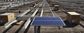Éxito de funcionamiento de una planta renovable en EEUU que combina fotovoltaica, termosolar y geotérmica