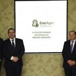 Se hacen entrega de los Premios Nacionales de Energía EnerAgen organizados en cinco categorías diferentes