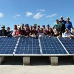 Se pone en marcha la primera instalación fotovoltaica conectada a la red en la región de Tánger de Marruecos