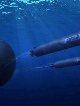 Las pilas electroquímicas de propulsión para los torpedos nucleares F21 se activan con agua de mar
