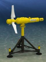 Alstom, en su carrera por desarrollar la energía mareomotriz, presenta una nueva turbina de 1,4 MW de potencia