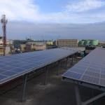 Un centro comercial de Chile apuesta por el autoconsumo e instala una planta fotovoltaica de 210 KW