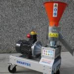 Ya te puedes fabricar tu propio pellet en casa con el equipo Smartec de Ecofricalia