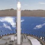 Récord en junio de generación de electricidad con termosolar en España