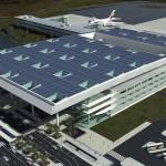 Se instalarán 33 lucernarios fotovoltaicos en el aeropuerto de Sao Paulo, Brasil, para generar su propia energía