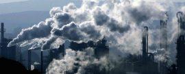 La contaminación atmosférica industrial en Europa tiene un alto coste económico, unos 59.000 millones de euros