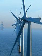 Ofertas récord de la eólica marina en la subasta de Reino Unido