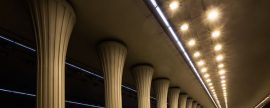 La prestigiosa red de carreteras de Qatar alumbrará sus túneles y calles con iluminación inteligente