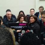 Partidos políticos y 143.000 firmas piden reabrir el caso de la deuda condonada a las eléctricas a Anticorrupción